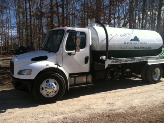 Mechanicsville VA Septic Tank Pumping & Cleaning